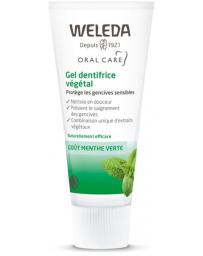 Weleda Gel dentifrice végétal sensibilité gingivale 75 ml, dentifrice bio, pharma5avenue