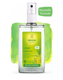 Weleda Déodorant spray Citrus 100 ml, deodorant bio, pharma5avenue