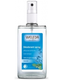 Weleda Déodorant spray Sauge 100 ml