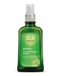 Weleda Huile de massage minceur extraits de bouleau 100 ml, huile minceur bio, pharma5avenue