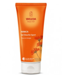 Weleda Gel douche sport à l'Arnica  200 ml, gel douche bio pharma5avenue