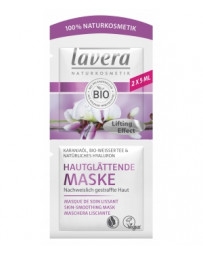 Lavera Masque de soin raffermissant Huile de Karanja 2x5ml