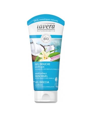Lavera Gel douche exotique Vanille Rêve de Coco 200ml, gel douche et shampoing bio Pharma5avenue
