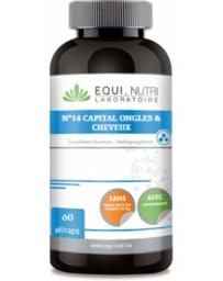 Equi Nutri Cheveux Complexe N° 14 - 60 gélules végétales Pharma5avenue