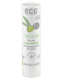 Eco Cosmetics Baume à lèvres Grenade et Huile d'Olive 4 gr