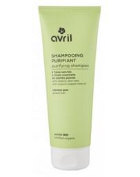 Avril Beauté Shampoing Purifiant cheveux gras 250 ml