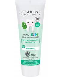 Logona Dentifrice fresh Kids Menthe douce 50 ml Logodent Pharma5avenue