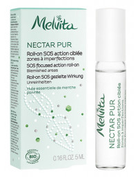 Melvita Roll on SOS action ciblée Nectar Pur 5 ml