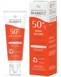 Spray Solaire SPF 50+ Huile de Coco et Alga Gorria 100ml Alga Maris - soin pour le corps pharma5avenue
