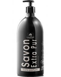 Naturado Savon liquide Extra Pur 1 litre peaux fragiles Pharma5avenue