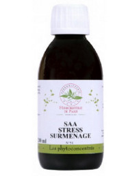 Herboristerie de Paris SAA Stress Surmenage PC Phytoconcentré No 51 200 ml