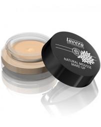 Lavera Mousse de teint naturel Ivoire 01 15gr maquillage du teint Pharma5avenue