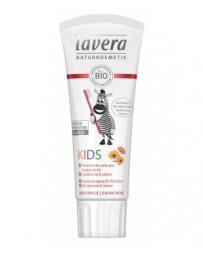 Dentifrice enfant Basis Fraise Framboise 75 ml Lavera - dentifrice naturel pour enfants