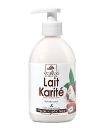 Naturado Lait corporel Karité peau sèche 500 ml