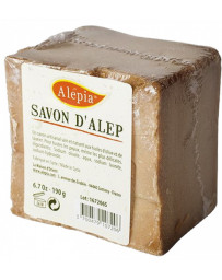 Alepia Savon d'Alep filmé peaux délicates 190 gr savon traitant Pharma5avenue