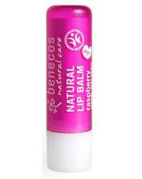 Benecos Baume à lèvres Framboise 4gr