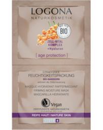 Logona Age Protection Masque Hydratant Raffermissant 2 x 7.5ml