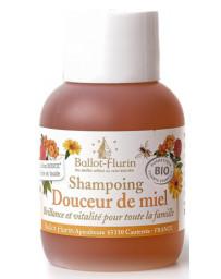 Ballot Flurin Shampoing douceur de miel 30% miel Grand cru 50 ml brillance et douceur Pharma5avenue
