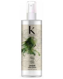 K pour Karité Gel spray fixation forte 150 ml