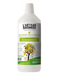 L Artisan Savonnier Nettoyant multi usages 1L surfaces cuisine salle de bain Pharma5avenue