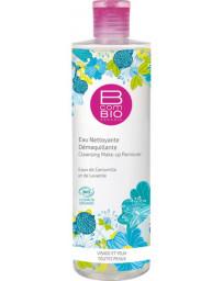 BcomBio Eau nettoyante démaquillante bio Pureté Florale 400 ml camomille lavande Pharma5avenue