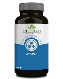 Equi Nutri Chrome + 60 gélules végétales picolinate de chrome Pharma5avenue