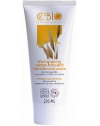 C'Bio Shampoing usage fréquent Miel Calendula Avoine 200 ml cheveux fragiles Pharma5avenue