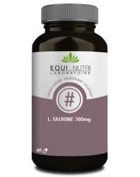 Equi Nutri L-Taurine 60 gélules végétales 500mg