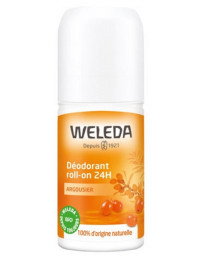Weleda Déodorant roll on 24h Argousier 50ml