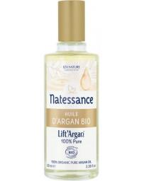 Natessance Huile Argan bio 100% pure Lift' Argan 50 ml anti-âge Pharma5avenue