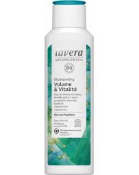 Shampoing volume et vitalité 250ml Lavera - cosmétique biologique