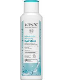 Lavera Shampoing Basis Sensitiv Hydratant 250ml - produit nettoyant pour les cheveux
