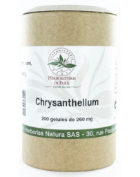 Herboristerie de paris Chrysanthellum Americanum Vitamine E 200 Gélules foie et circulation Pharma5avenue