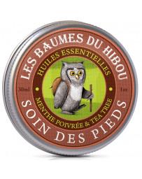 Oléanat Baume du Hibou Soin des Pieds 30 ml sécheresse et soin Pharma5avenue