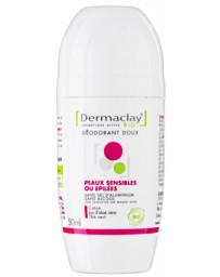 Dermaclay Déodorant Peaux sensibles ou épilées 50 ml