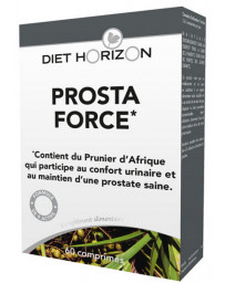 Diet Horizon ProstaForce 60 comprimés confort urinaire de l'homme Pharma5avenue