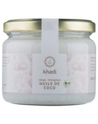 Huile de Coco Extra Vierge 250g Khadi - hydratation capillaire Pharma5avenue