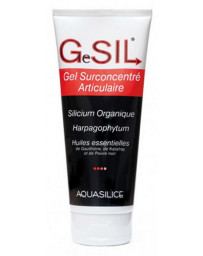 Aquasilice GeSil Gel Surconcentre Articulaire 200 ml