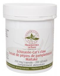 Bardane Pensée Sauvage 150 gélules végétales beauté de la peau