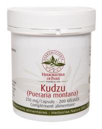 Herboristerie de Paris Kudzu Pueraria lobata montana 200 Gélules dépendances ou ménopause Pharma5avenue