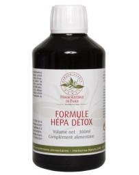 Herboristerie de Paris Hépa Detox Formule 300 ml