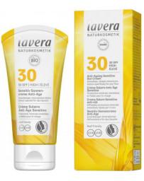 Lavera Crème solaire anti âge sensitive SPF 30 50 ml protection solaire haute tolérance Pharma5avenue
