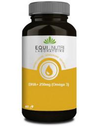 Equi Nui DHA Plus 250mg Omega 3 60 capsules