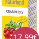 La canneberge ou la cranberry :